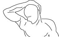 Sretch Levaor Scapula Muscle